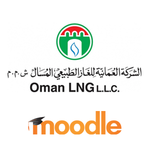 Moodle System for Oman LNG